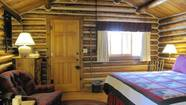 GRAND TETON NATIONAL PARK, Wyo. — My cabin was the ultimate in location, location, location.