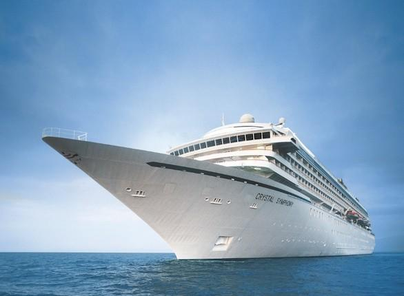 Sushi chef Nobu Masuhisa will be cooking and mingling with passengers on a 12-day cruise on the Crystal Symphony in July.