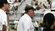 UCF offensive coordinator Charlie Taaffe breaks down the Knights' offense so far this spring, position by position.