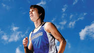 It might seem like Boonsboro senior Josh Testa came out of nowhere in indoor track this year.