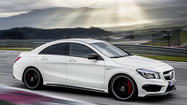 2013 New York Auto Show: Mercedes concentrates on the small stuff