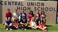 Members of the Central Union High School Mock Trial team are looking forward to next year's season after a successful run at the state mock trial competition in Riverside on Saturday.