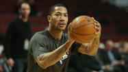 Derrick Rose we used to know would make tonight 'The Return'