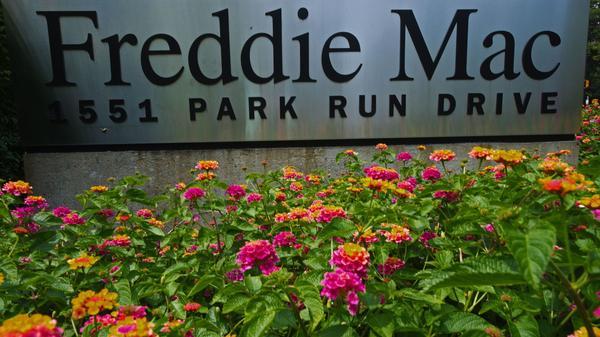 Freddie Mac's headquarters in Tyson's Corner, Va., are shown in a 2010 file photo.