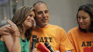 "Matt Lauer is weathering some withering press these days. ""Not a Good Morning"" is the headline of a detailed <a href=""http://nymag.com/news/features/today-show-hosts-2013-4/"" target=""_blank"">New York magazine</a> article that explains how Lauer's appeal nosedived after Ann Curry was pulled from the show."