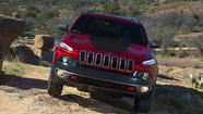 After more than a decade in hibernation, the Jeep Cherokee will return as a front-wheel-drive crossover and make its debut Wednesday at the New York International Auto Show.