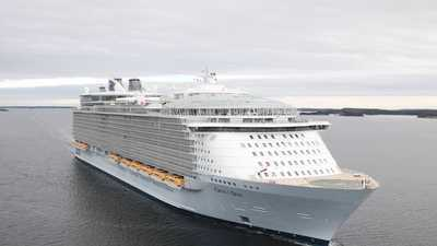Royal Caribbean sending Oasis of the Seas to Europe