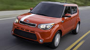 Kia debuts Soul & Forte Koup, refreshed Optima