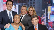 ABC's Robin Roberts has received the prestigious Peabody Award for sharing her health story in frank and detailed terms.