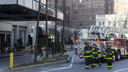 Underground electrical fire reported beneath downtown Sheraton