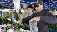 La Cañada Flintridge Farmer's Market is for suburban foodies