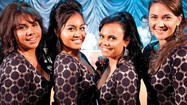 """The Sapphires,"" which opens Friday, is the crowd-pleasing, based-on-actual-people story of four young Aboriginal women who team up with a male Irish manager and perform for American troops in Vietnam, so it's covering its bases internationally."
