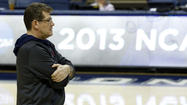 After UConn defeated his team by 68 points in the first round of the NCAA Tournament last week at Gampel Pavilion, Idaho coach Jon Newlee compared Geno Auriemma to two legends: James Naismith, the inventor of basketball and UCLA coach John Wooden.