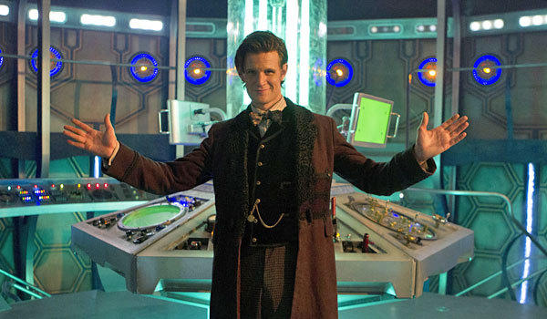 """Doctor Who"" celebrates 50 years with a Peabody Award."