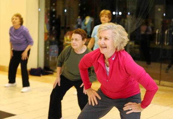 Fit for Life at the Shops at Kenilworth