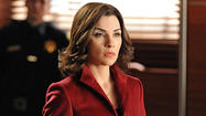 "Don't fret, ""Good Wife"" fans. You'll see more of Julianna Margulies next season."