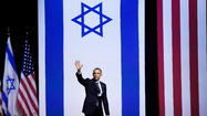 Obama not looking out for Israel