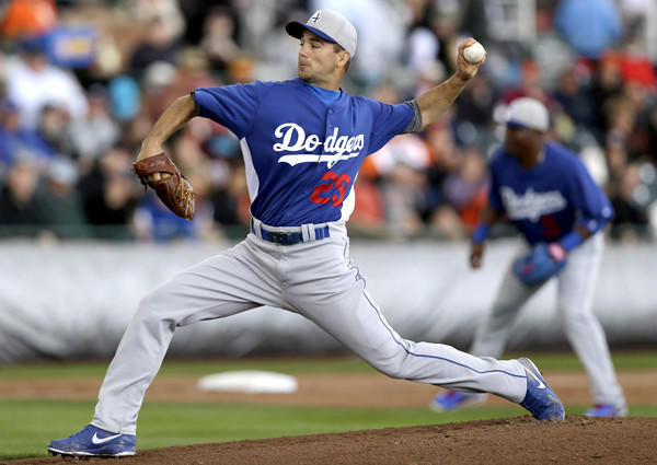 Starting pitcher Ted Lilly isn't ready to begin the season in the Dodgers' rotation, Manager Don Mattingly says.
