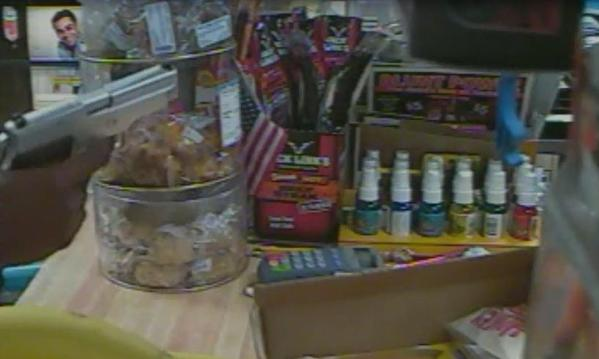 Gun pointed at clerk during armed robbery at Mr. Bill grocery store in Tamarac