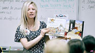 Photo Gallery: Community leaders read to students at Roosevelt Elementary