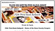 New Sports Card Show Coming to Geneva's Fifth Third Bank Ballpark