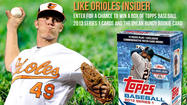 Opening Day is quickly approaching, and we're giving away a box of Topps Baseball 2013 Series 1 cards and a Dylan Bundy rookie card to one of our loyal readers.