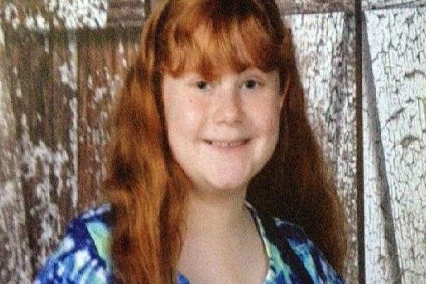Nicole Ryan, 10, of Northridge, who disappeared from her home during the night.