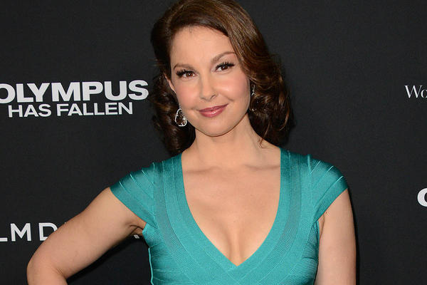 Ashley Judd announced Wednesday that she won't be running for Senate after all