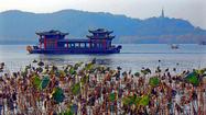 Hangzhou, China, and its world-renowned tea