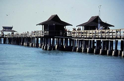 Travel to Naples -- Fishing Pier