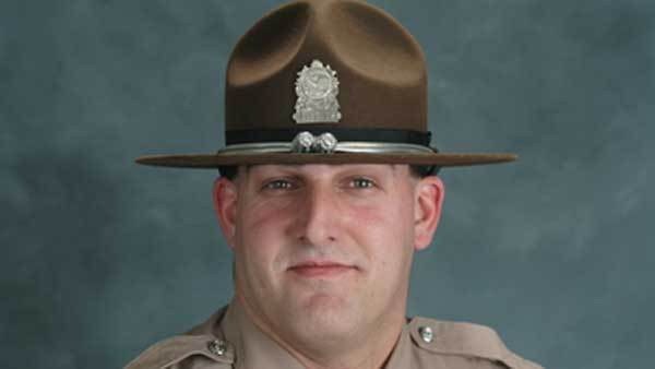Illinois State Police Trooper Brian Scott.