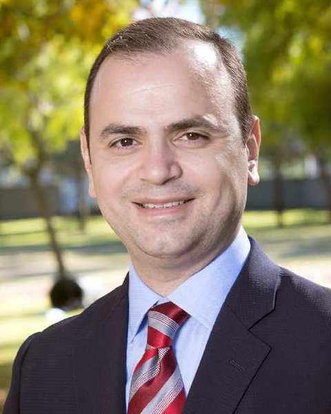 Zareh Sinanyan, 2013 city council candidate.