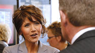 Rep. Kristi Noem senses somewhat better relations between Democrats and Republicans this Congressional session, but there are still a lot of major issues to resolve, she told an audience of about 60 people at an Aberdeen Chamber of Commerce Governmental Affairs meeting at the Ramada Inn on Wednesday.