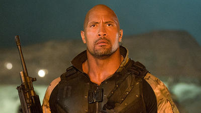 Dwayne Johnson, Michael Jordan and more athletes on the big screen