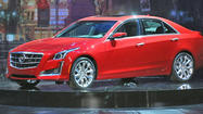 Bigger, faster Cadillac leads 2014 GM introductions
