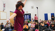 Photos: Teachers dancing in drag