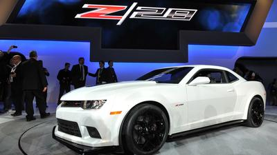 Highlights from the 2013 New York Auto Show