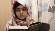 "Malala Yousafzai, the girl who was shot in the head by Taliban gunmen while riding the bus to school in Pakistan, will publish a book in the fall. ""I Am Malala"" will be published in English in the U.S. in October by Little, Brown and also in England, where Yousafzai has been hospitalized."