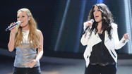 """American Idol<a href=""http://www.americanidol.com/"" target=""_blank"">""</a> was the most-watched broadcast Wednesday night, but the Fox singing contest continues to lose its power."