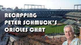 Chat wrap: Orioles Q&A with Peter Schmuck