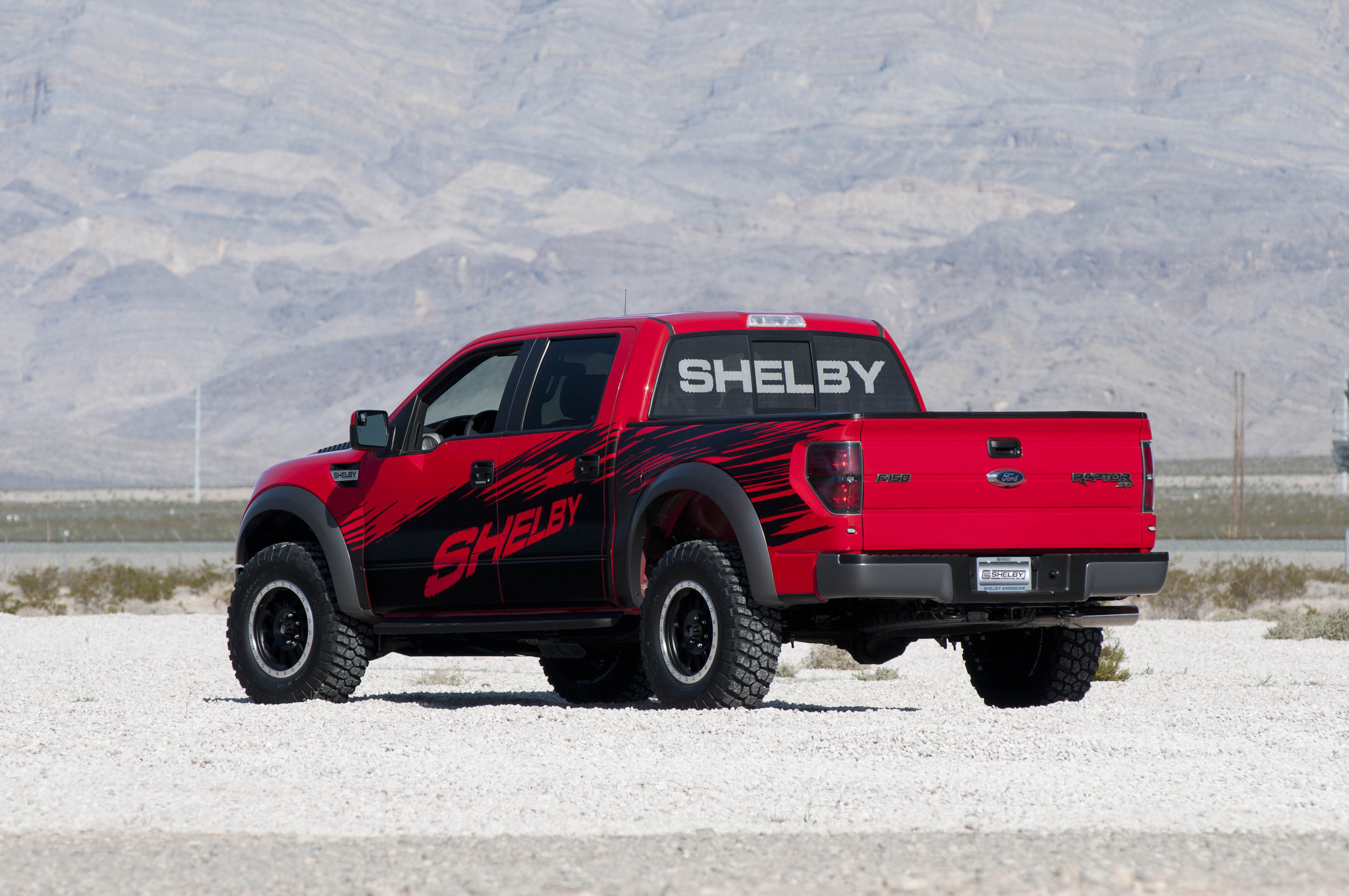 Shelby unveils 2014 Raptor and Shelby 1000  LA Times