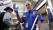 Wounded soldiers and veterans can now go through airport screening gates without removing shoes, hats or light jackets, the Transportation Security Administration announced.