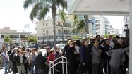 ATHENS -- After being locked out of their banks for nearly two weeks, the people of bailed-out Cyprus finally had access to their financial institutions Thursday, lining up to withdraw cash but maintaining calm and order despite fears by authorities of potential unrest.
