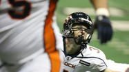 The Orlando Predators took the New Orleans VooDoo to overtime in their Arena Football League season opener Sunday.