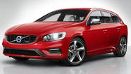 Volvo brings back the wagon with V60