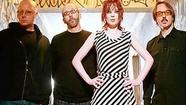 Garbage, one of the best and most beloved alt-rock bands of the '90s, never really did break up, according to the band's frontwoman, Shirley Manson. Relations with its then-record label were tense, and the band wanted to take some time off before members turned on each other, which they had already started to do.