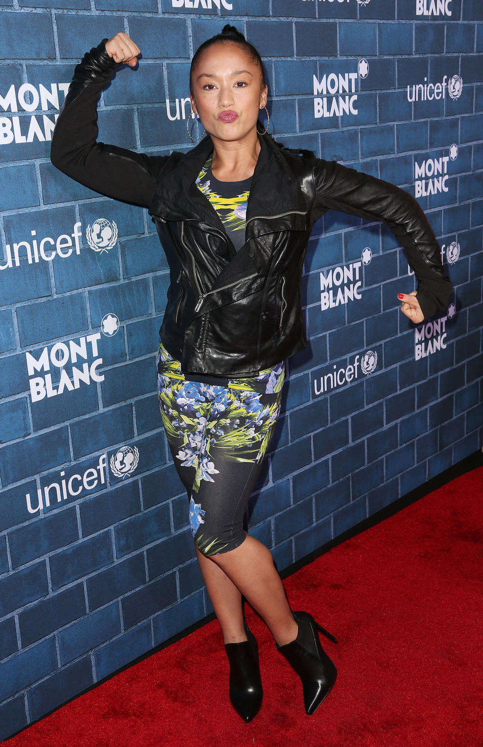 Nicole Winhoffer attends the Montblanc And UNICEF Host Pre-Oscar  Brunch Celebrating Their Limited Edition Collection at the Hotel Bel-Air on February 23, 2013 in Los Angeles.