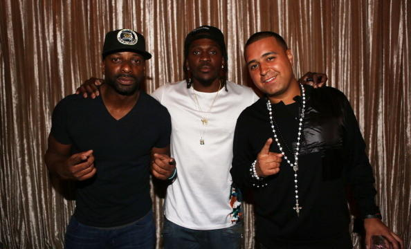 Celeb-spotting around South Florida - DJ Snoopadelic Hosted By Flo Rida And Cassie At Bamboo Nightclub
