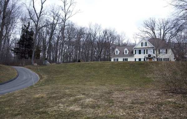 The home of Nancy Lanza and her son Adam in Newtown in seen on March 28.