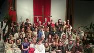 Holy Family Teens--Believing and Belonging Present the Passion Play
